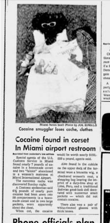 Miami News, June 21, 1972